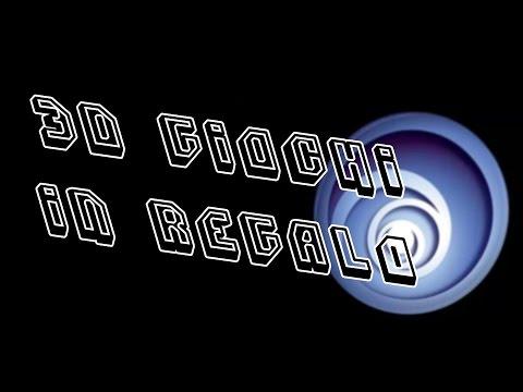7 GIOCHI GRATIS UBISOFT: ECCO COME