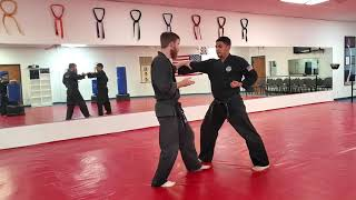 One Step Sparring - 3&4