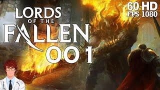 Lords of the Fallen #001 - Der erste Hüter | Gameplay | Deutsch | Let