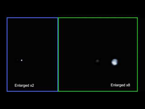 NASA Spacecraft Juno Snaps Awesome Pictures Earth and Moon