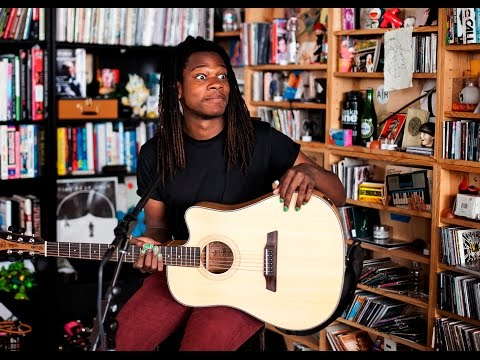 Shamir: NPR Music Tiny Desk Concert