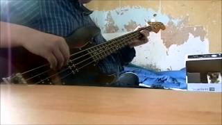 I Build This Garden For Us - Lenny Kravitz (Bass Cover)