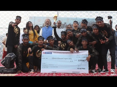Street Dance Group First Winner Group Competition Bal Mela 2017