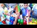 Amazing Skill Of Making ICE GOLA | बनाने का अद्भुत कौशल बर्फ का गोला | Mumbai Street Food