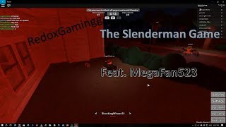 Roblox Gameplay(Feat. MegaFan523)