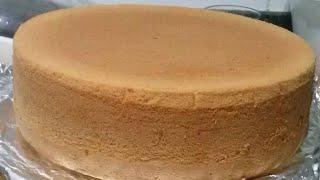 Pão de Ló de Leite Ninho – Uma Delicia