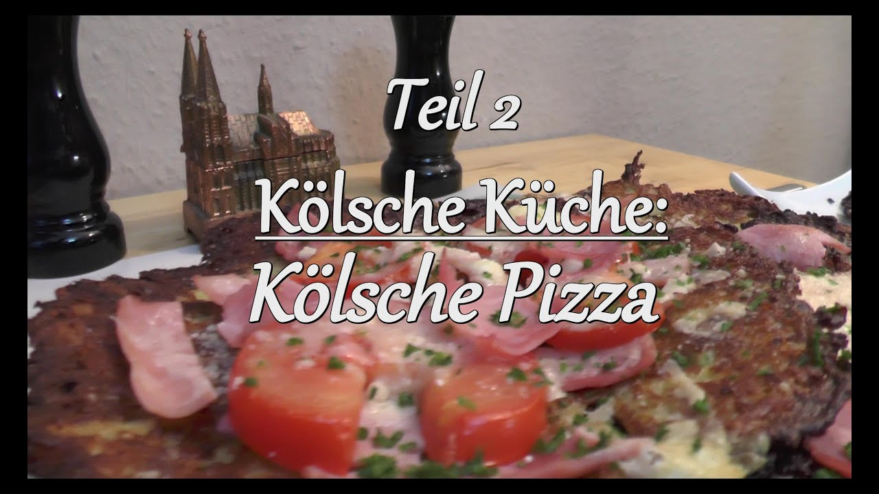 Kölsche Pizza