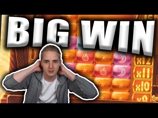 BIG WIN on LIGHT BLOCKS - Casino Slots Big Wins