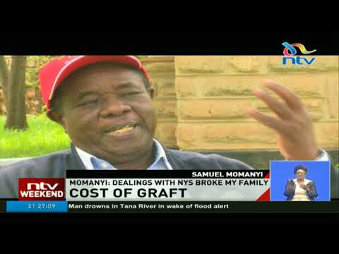 Cost of graft: Businessman claims NYS owes him