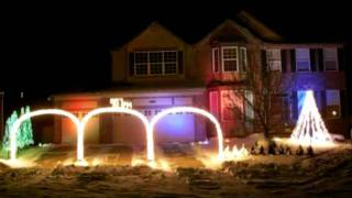 The Final Count Down - Christmas Lights