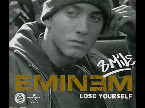 Lose Yourself - Eminem - 8Mile Soundtrack - HIGH QUALITY - LYRICS
