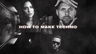 How To Make Techno Like Adam Beyer, Amelie Lens, And UMEK [+Samples]