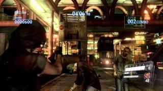 Resident Evil 6 Mercenaries Helena (Testing Roxio Game Capture HD Pro)