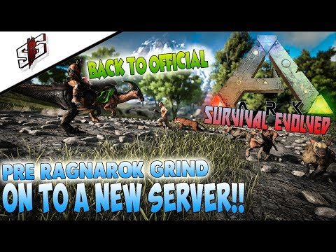 🐲BACK TO AN OFFICIAL SERVER! || 🐲ARK SURVIVAL EVOLVED || 🔵( PS4 PVP) INTERACTIVE STREAM!