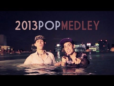 The 2013 Pop Medley Sam Tsui Kurt Schneider Youtube