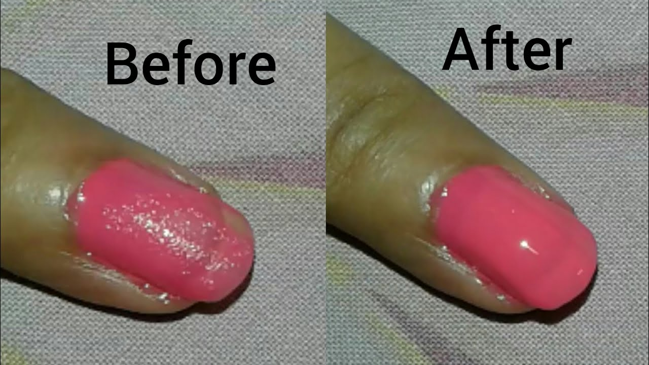 How To Fix Smudged Nail Polish 2 Ways Pari Health Beauty