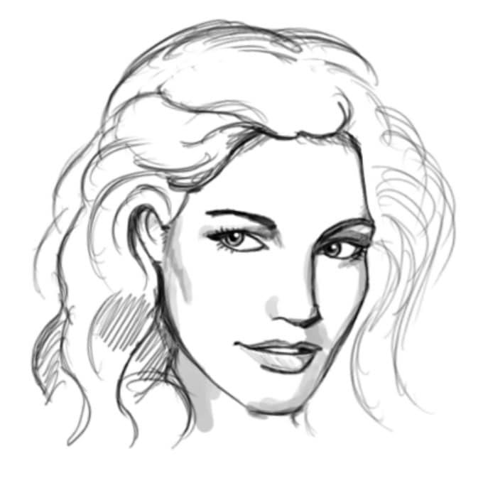 How to learn to draw human faces youtube