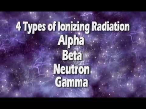 4 Types of Ionizing Radiation