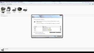 Druckertreiber installieren mit Windows für Seagull Bartender