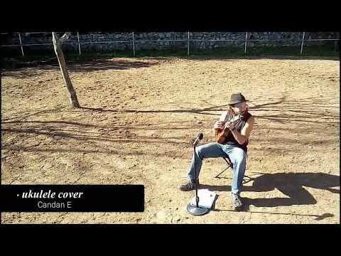 Elbette - Candan Erçetin - ukulele cover (sous-titres en français) (+ English subtitles)