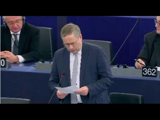Gilles Lebreton sur la réforme de la politique d'asile et de migration de l'UE