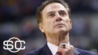 Rick Pitino out as Louisville head coach | SportsCenter | ESPN