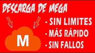 MegaDownloader Full y Portable - Mega SIN LIMITES 2016