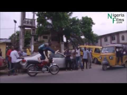 MEET NIGERIAN STUNT RIDER WHO SLEEPS WHILE RIDING BIKE (OKADA)
