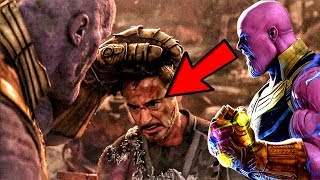 Infinity War Why Tony Stark Was The Only Avenger Thanos WANTED To KILL Explained! Avenges 4 SET UP!