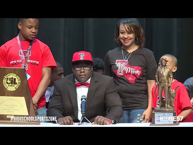 North Shore Signing Day - HSSZ Episode 2-9-19