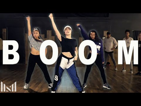 BOOM - Tiësto & Sevenn Ft Gucci Mane   Matt Steffanina Dance