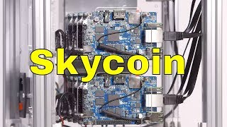 Poloniex, Skycoin, USDC, Bitcoin Mining Energy savings.