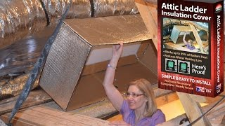 Reach Barrier 3139 Reflective Air² Attic Ladder Insulation Kit Thumbnail