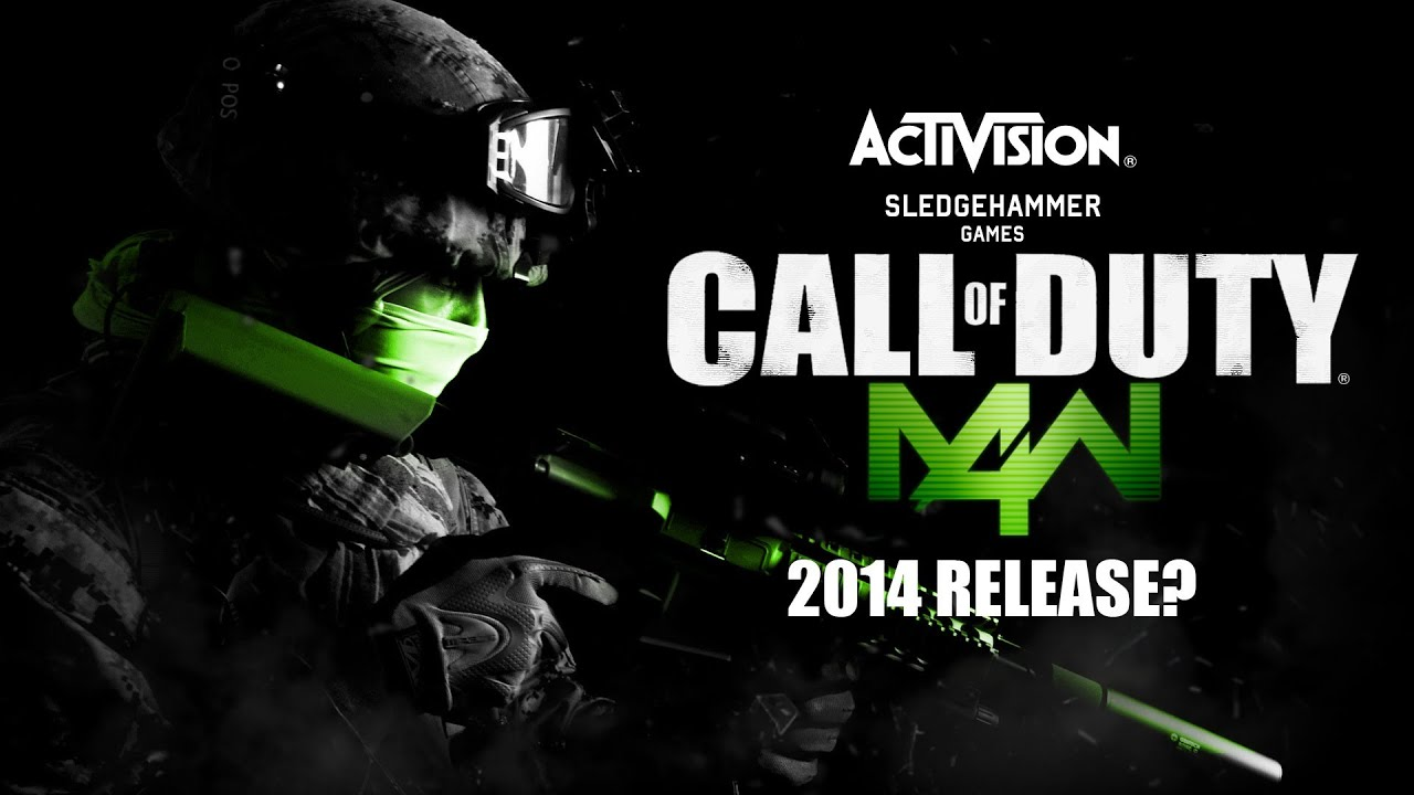 Sledgehammer Games Making Call Of Duty Modern Warfare 4