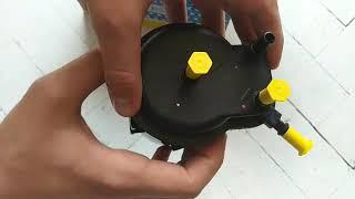 Топливный фильтр на Renault Kangoo 1.5DCI Purflux FCS748