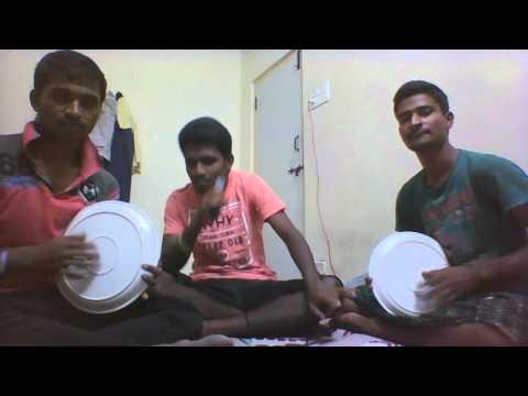 Manduloda ori mayaloda song spoof 3idiots_by deva,karun,ashok