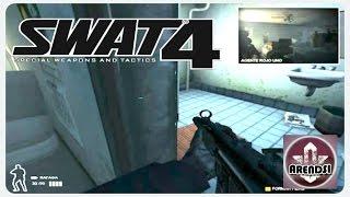 SWAT 4- GAMEPLAY- -1ra misison