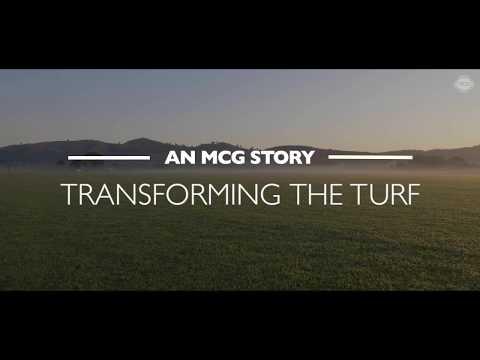 Transforming The Turf | An MCG Story
