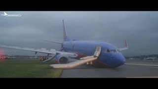 FS2004 - Unbalanced Pitch (Southwest Airlines Flight 345)