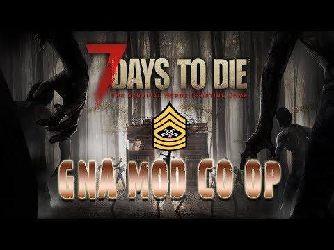7 DAYS TO DIE GNA MOD CO OP Part 1 | INTERACTIVE STREAM | 1080p @ 60fps