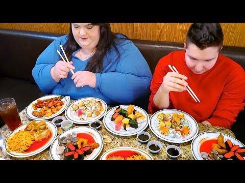 10,000 Calorie Buffet • Ultimate Cheat Day • MUKBANG
