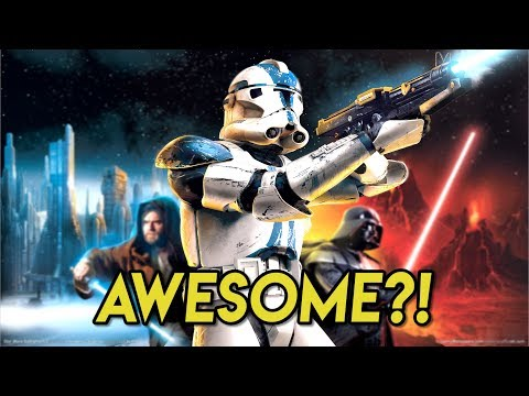 Why Was Star Wars: Battlefront 2 SO AWESOME?! Classic, 2005
