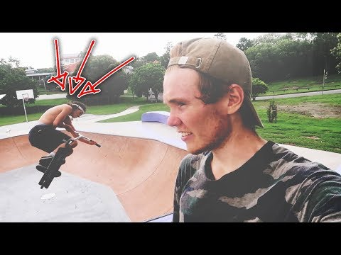 Balmoral Scooter Vlog ft. Jock