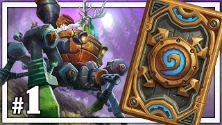 Hearthstone: Mechanized Nature Will Rise against You (Druid Constructed)