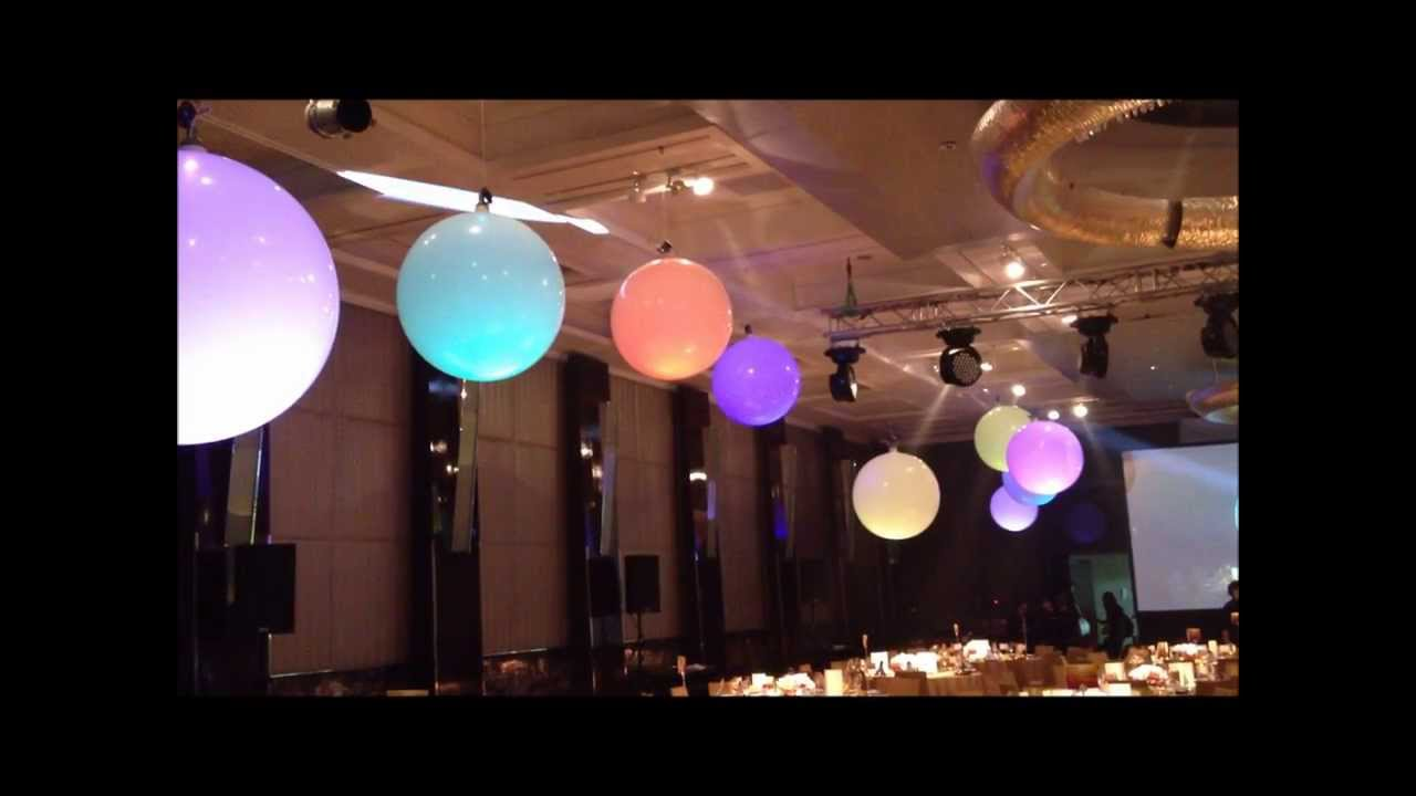 樂派對 氣球特效 / TPS Balloon FX宣傳短片 - YouTube