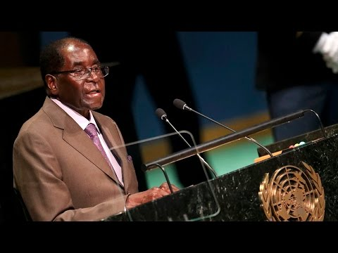 FULL SPEECH: Zimbabwe's Robert Mugabe addresses UN General Assembly