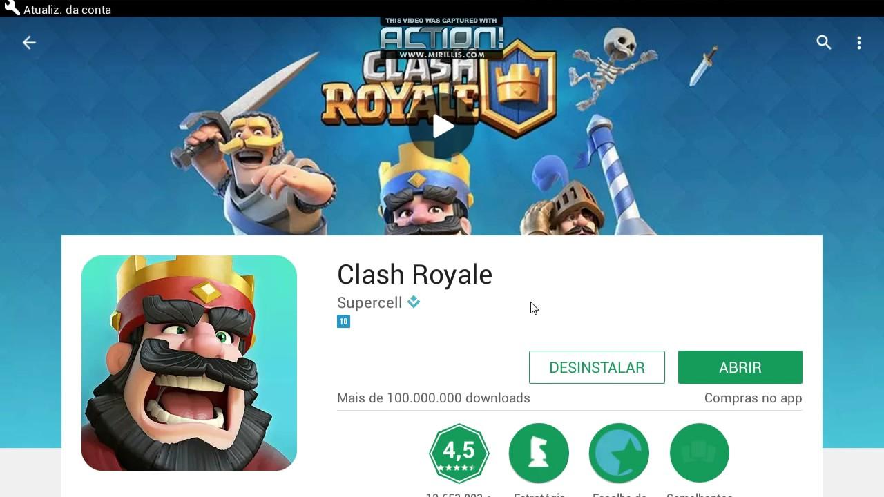 clash royale su pc facilissimo