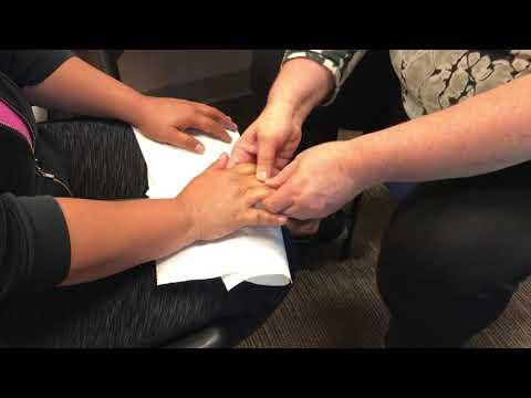 Pain-Free Hand Reflexology with Ariel F. Hubbard