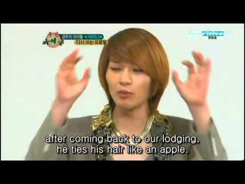 [ENG] Weekly Idol with SHINee 1- part4