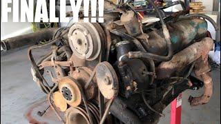 Mopar 440 engine teardown B Body Project